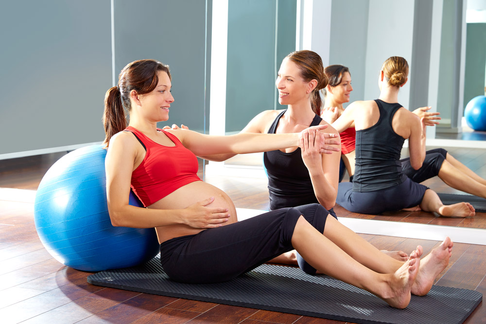 L'exercice et la femme enceinte | Clinique Synergek