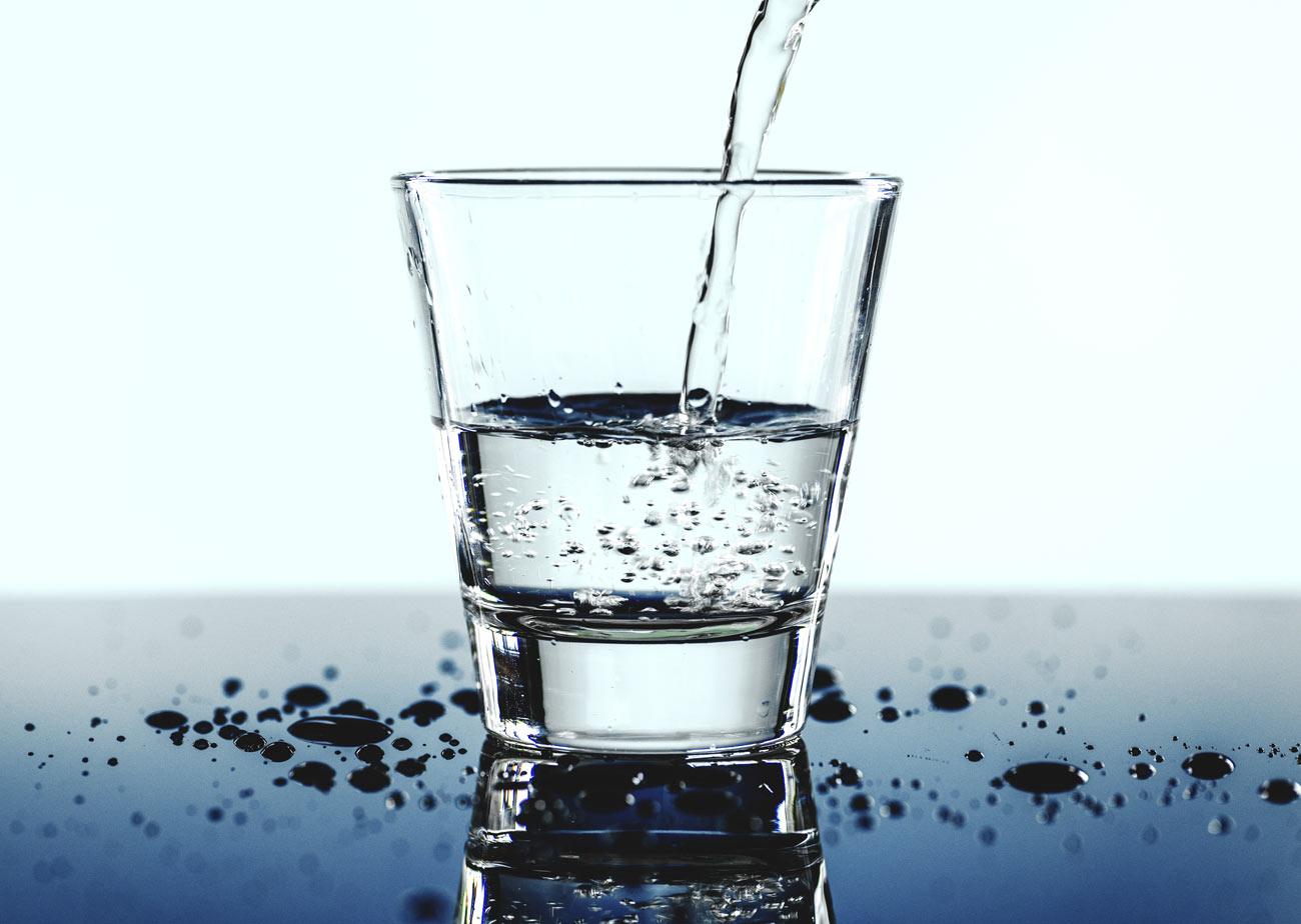 Clinique Synergek Buvez de l'eau!