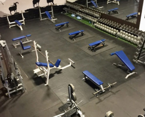 Clinique Synergek | Montréal (Rosemont) | Nos installations - Gym