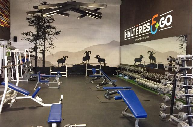 Clinique Synergek   Montréal (Rosemont)   Nos installations - Gym